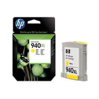 ГЛАВА HP Officejet Pro 8000/8500 - Yellow - P№ C4909A -/940XL/- заб.: 16ml image