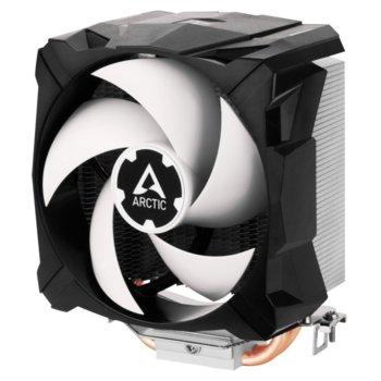 Охлаждане за процесор Arctic Freezer 7X, съвместимост със Intel LGA 1151/1150/1155/1156/775/1200 & AMD AM4/FM2+/FM2/FM1/AM3+/AM3 image