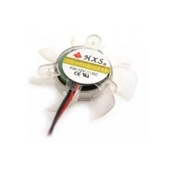 Охладител за видеокарти (63015), 45x10mm, 2-пинов image