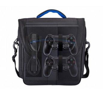 Чанта за гейминг конзола Nacon BigBen PS4 Travel Case, черна image