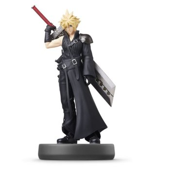 Фигура Nintendo Amiibo - Cloud #58, за Nintendo 3DS/2DS, Wii U, Switch image