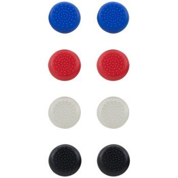 Гумени тапи STIX Controller Cap Set (SL-4524-MTCL), за PS4 контролер, различни цветове image