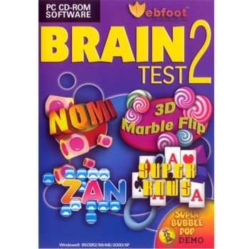 Brain Test 2, за PC product