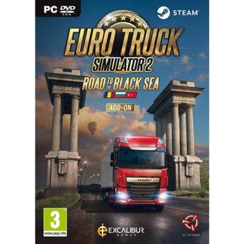Допълнение към игра Euro Truck Simulator 2 - Road to the Black Sea - Add on, за PC image