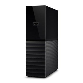 """Твърд диск 8TB WD My Book (черен), Външен, 3.5"""" (8.89 cm), USB 3.0 image"""