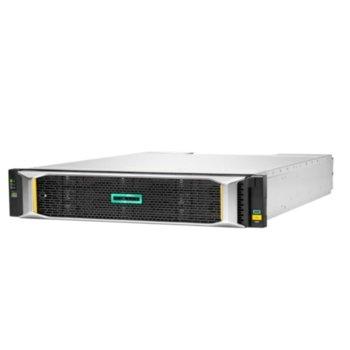HPE MSA 2060 10GbE iSCSI SFF Storage R0Q76A product