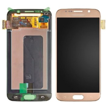 Samsung Galaxy S6 SM-G920F LCD touch Gold Original product