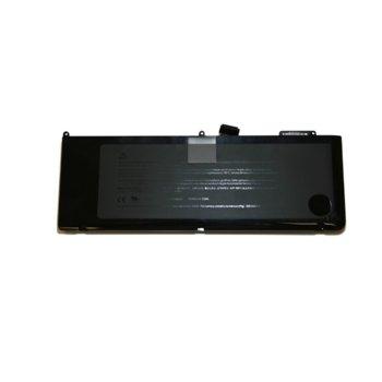 """Батерия (оригинална) за лаптоп Apple, съвместима с модели MacBook Pro 15"""" MB985 MB985CH/A MB985*/A MB986*/A MC118*/A, 0 cells, 10.95V, 7077mAh image"""