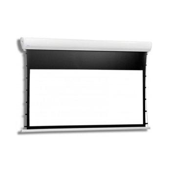Екран Avers AKUSTRATUS 2 TENSION 27-15 MG BT, за стена/таван, Matt Grey, 3020 х 2140 мм, 16:10 image