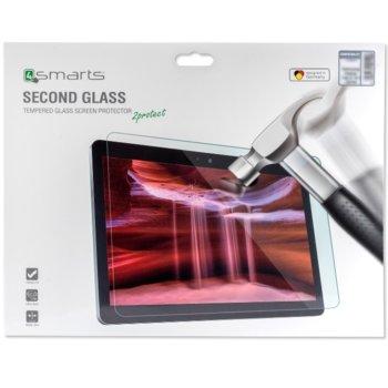 Протектор от закалено стъкло /Tempered Glass/, 4Smarts 4S492666, за Samsung Galaxy Tab S5E image