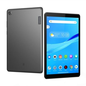 "Таблет Lenovo Tab M8 (ZA5H0050BG)(сив), LTE, 8"" (20.32 cm) IPS LCD дисплей, четириядрен MediaTek Helio A22 2.0GHz, 2GB RAM, 16GB eMMC (+ microSD слот), 5.0 & 2.0 Mpix, Android, 305 g image"
