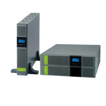 Батериен модул Socomec Netys NRP-B1700-RT, 1350VA/1700W, LCD панел, Line Interactive, Rack/Tower image