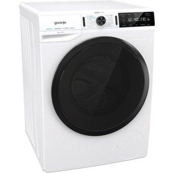 Пералня Gorenje WA94CS, клас A, 9 кг. капацитет на пералня, 1400 оборота, 14 програми, свободностояща, 60 cm ширина, защита от деца, SteamTech третиране с пара, WaveActive барабан, бяла image