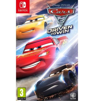 Игра за конзола Cars 3: Driven to Win, за Switch image