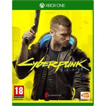 Игра за конзола Cyberpunk 2077, за Xbox One image