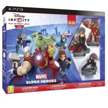 Disney Infinity 2.0 Avengers Starter Pack product