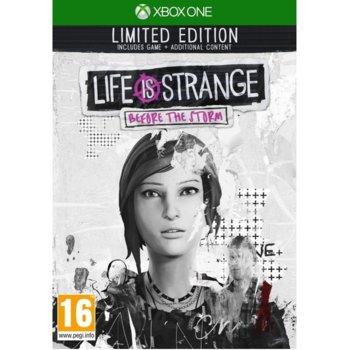 Игра за конзола Life is Strange: Before the Storm Limited Edition, за Xbox One image