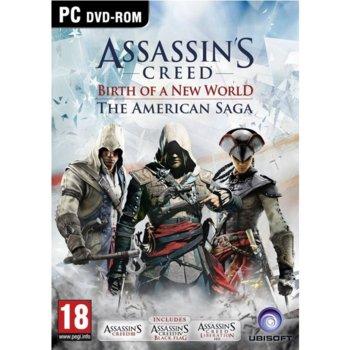 Assassins Creed : American Saga product
