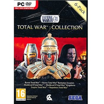 Total War: 6 Game Collection product