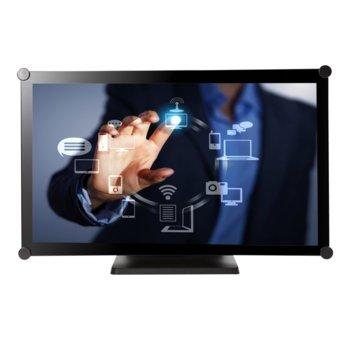 """Тъч Монитор AG NEOVO TX-22, 21.5"""" (54.61 cm), IPS тъч панел, Full HD, 7ms, 1000:1, 250 cd/m2, DVI-D, VGA image"""