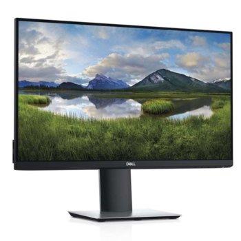 """Монитор Dell P2421D, 23.8"""" (60.45 cm) IPS панел, QHD, 5ms, 300cd/m2, DisplayPort, HDMI, 4x USB 3.0, 5 годишна гаранция image"""
