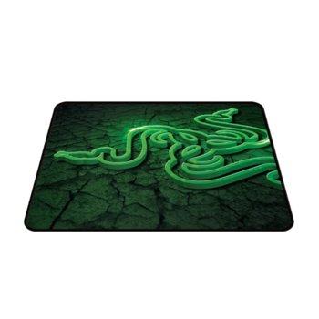 Подложка за мишка, Razer Goliathus Control Fissure Edition Small, зелена, 270 x 215 x 3mm image