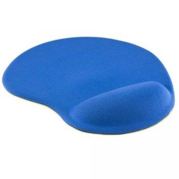 Подложка за мишка SBOX MP-01BL, гел поставка, синя, 200 x 230 x 4mm image