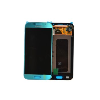 LCD Samsung Galaxy S6 SM-G920F touch Blue 97643 product