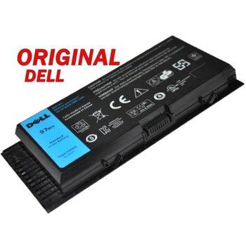 Батерия (оригинална) за DELL съвместима с Precision M4600 M4700 M4800 M6600 M6700 M6800 0T4DTX, 11.1V, 87Wh, 9 клетъчна Li-ion image