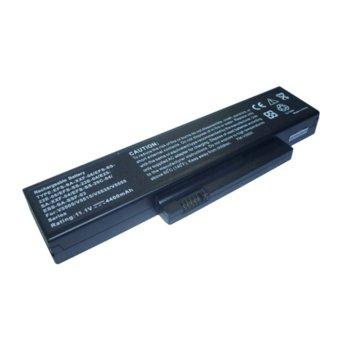 Батерия (заместител) за Fujitsu-Siemens La1703, съвместима с ESP. Mobile V5515/V5535/V5555, 6cell, 11.1V, 4400mAh image