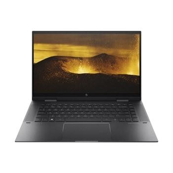 "Лаптоп HP Envy x360 15-eu0023nn (4E0V5EA), шестядрен AMD Ryzen 5 5500U 2.1/4.0GHz, 15.6"" (39.62 cm) Full HD IPS Touchscreen Display, (HDMI), 8GB DDR4, 512GB SSD, 1x USB Type-C, Windows 10 Home image"