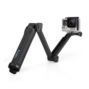 Мултифункционална ръкохватка за GoPro 3Way Grip image