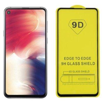 Протектор от закалено стъкло /Tempered Glass/ 3D за Samsung Galaxy A20 image