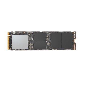 Памет SSD 512GB Intel 760p Series, PCIe NVMe 3.1 x4, M.2 (2280), скорост на четене 3230MB/s, скорост на запис 1625MB/s image