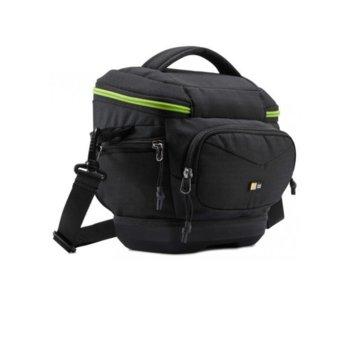 Чанта за фотоапарат Case Logic KDM-101 за SLR фотоапарати, полиестер, черна image
