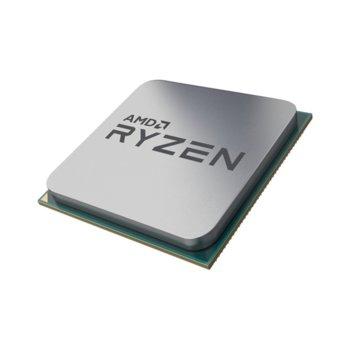 Процесор AMD Ryzen 5 3350G, четириядрен (3.6/4.0GHz, 6MB, 1300Mhz GPU, AM4) Tray, без охлаждане image