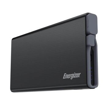 Външна батерия/power bank/ Energizer Ultimate (UE10004_BK), 10 000mAh, черен, 2x USB-A, 1x Micro USB image