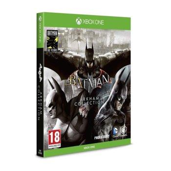 Batman: Arkham Collection Xbox One product