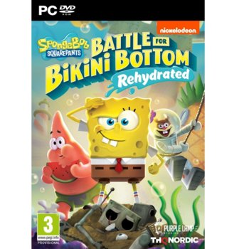 Игра Spongebob SquarePants: Battle for Bikini Bottom - Rehydrated, за PC image