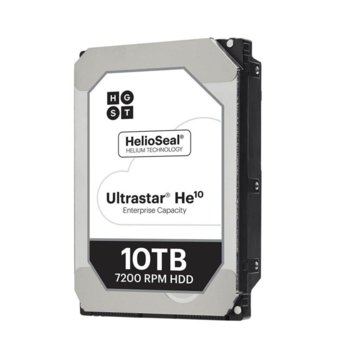 10TB HGST Ultrastar He10 HUH721010AL5201 product