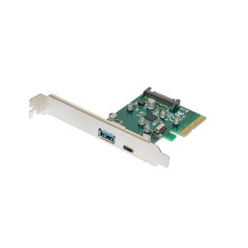 Makki MAKKI-PCIE-2XUSB31-AC-V1 product