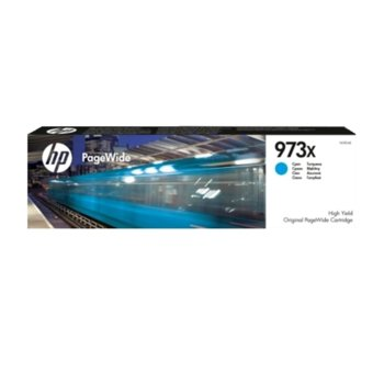 HP 973X (F6T81AE) Cyan product