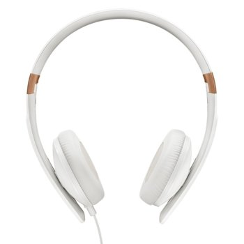 Слушалки Sennheiser HD 2.30i, микрофон, 18Hz-22kНz честотен диапазон, 1.4 м ĸaбeл, бели image