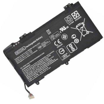Батерия (заместител)за лаптоп HP, съвместима с Pavilion series, 11.55V, 3600mAh image