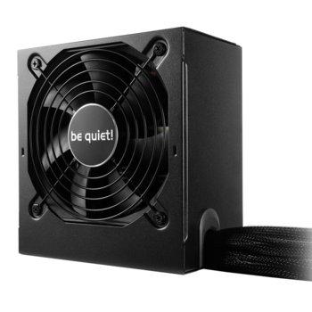 Захранване be quiet! System Power 9, 600W, Active PFC, 80 Plus Bronze, 120mm вентилатор image