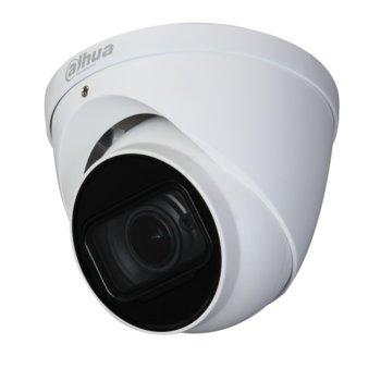 HDCVI камера Dahua HAC-HDW2802T-Z-A, куполна камера, 8 Mpix (4К(3840x2160/15fps)), 3.7~11mm обектив, IR осветеност (до 60 метра), външна IP67 защита, вграден микрофон image