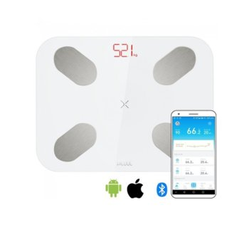 Смарт кантар Picooc S1 Pro, Bluetooth 4.0, неограничен брой профили, темперирано стъкло, до 150кг image