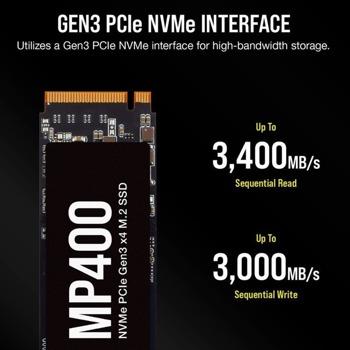 SSDCORSAIRCSSDF4000GBMP400