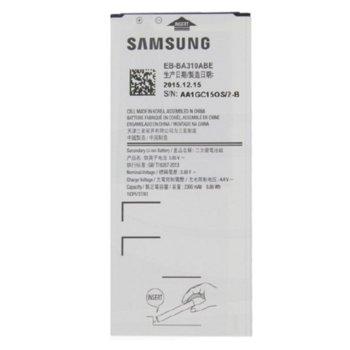 Батерия (заместител) за Samsung Galaxy A3 2016, 1900mAh/3.85 V image