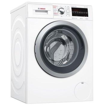 Пералня със сушилня Bosch WVG30442EU, А, 7 кг. капацитет пералня/4 кг. капацитет сушилня, 1500 оборота в минута, 9 програми, свободностояща, 60 cm. ширина, бяла image